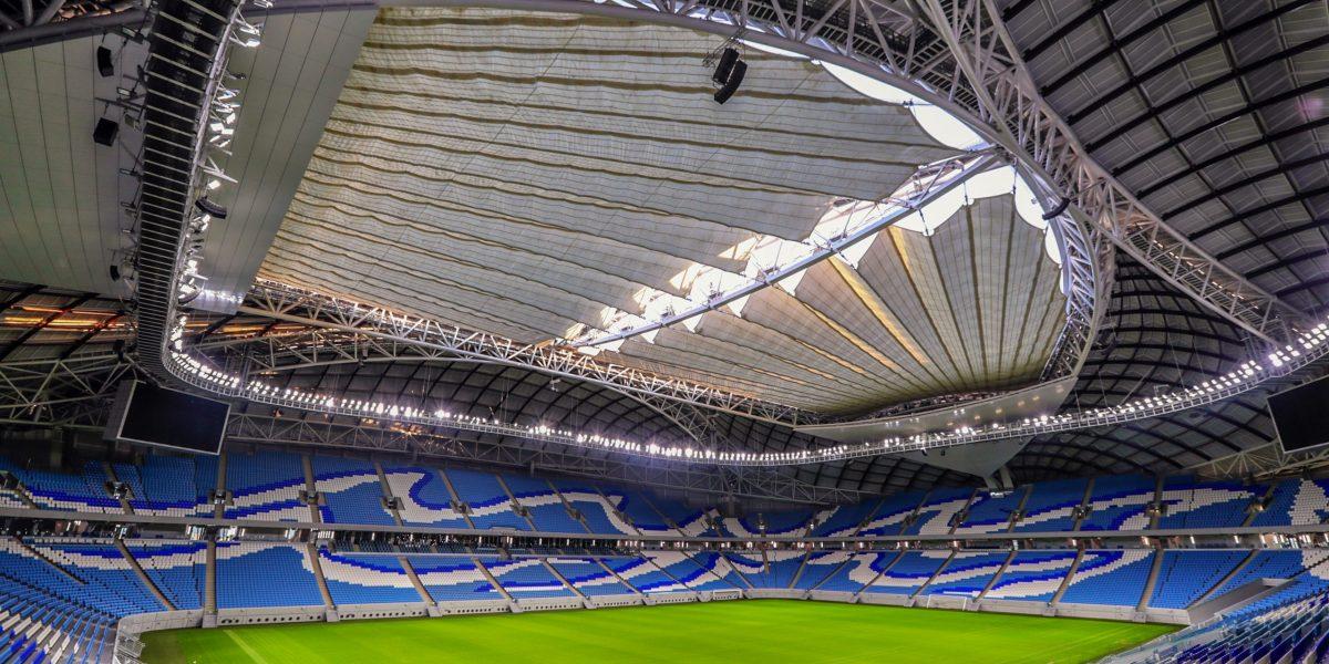 190506_Al Janoub Stadium Interiors