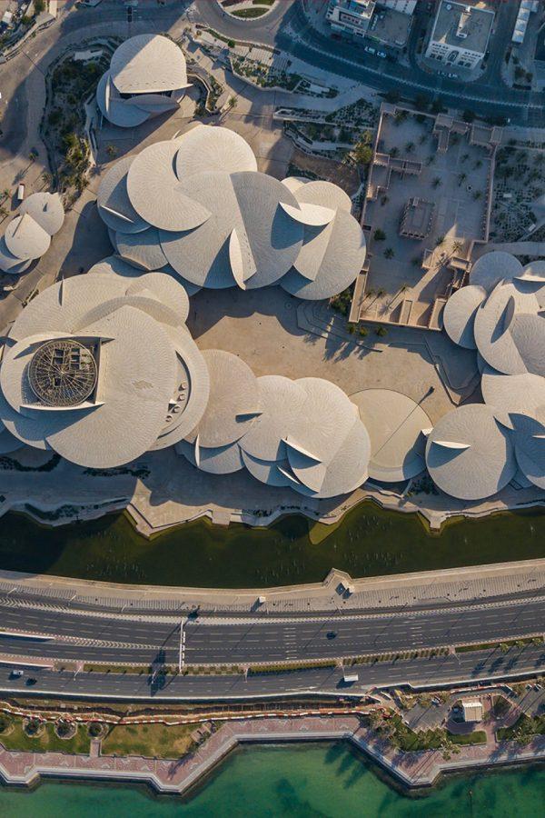 Mundial Qatar 2022 Paquetes de Viaje Mexticket museo nacional qatar