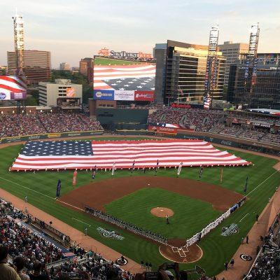 Paquetes y Boletos MLB Suntrust park Atlanta