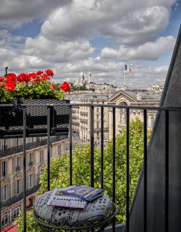 hotel 25hours paris terraza