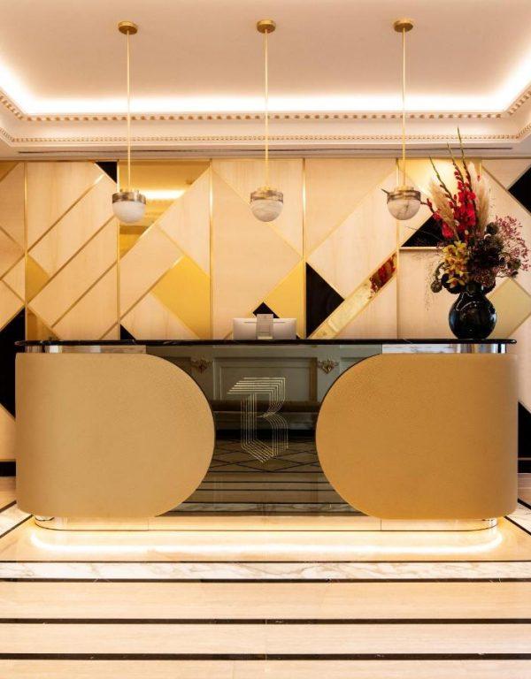 hotel bowmann paris lobby