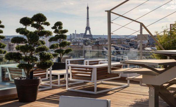 hotel bowmann paris terraza
