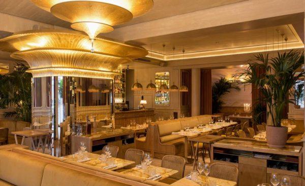 hotel nolinski paris restaurante
