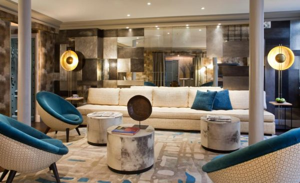 hotel therese paris lobby