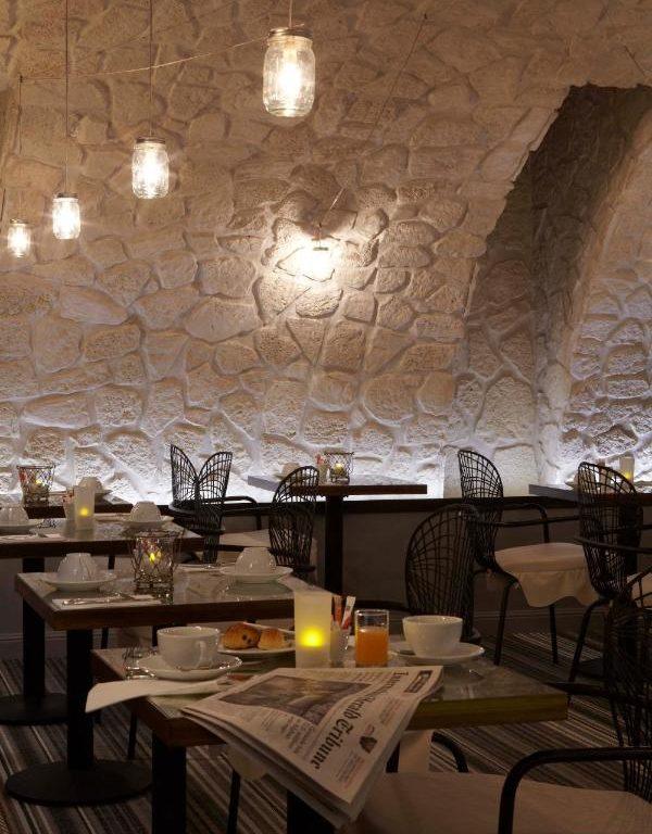 hotel therese paris restaurante