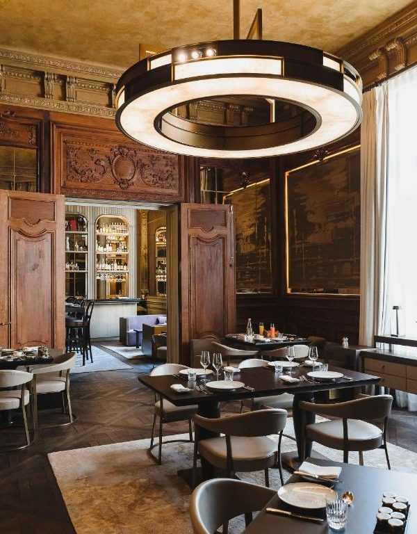maison villeroy paris restaurante