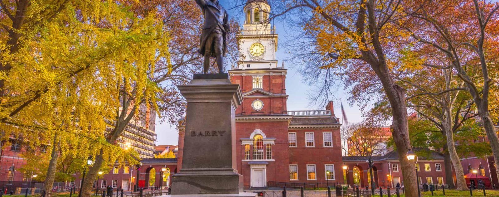 monument philadelphia